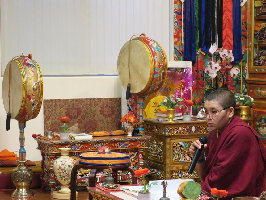 Ani Tenzin talking.jpg