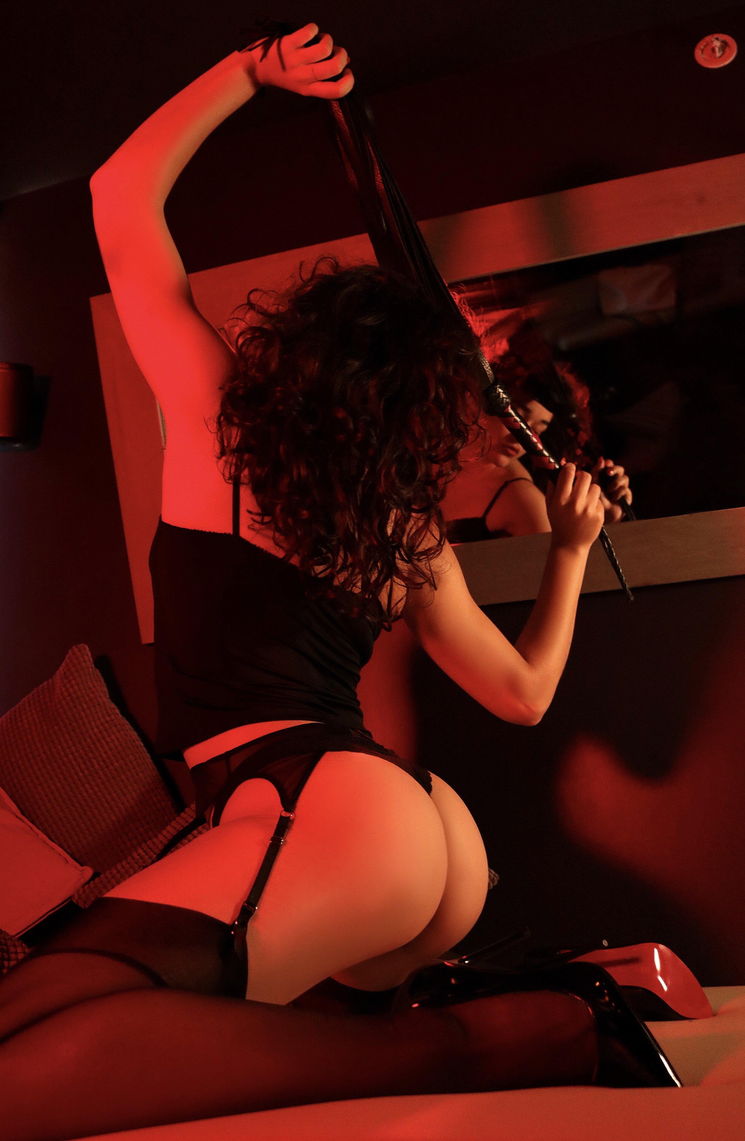 Louboutin Kinky Whip Ass Femdom