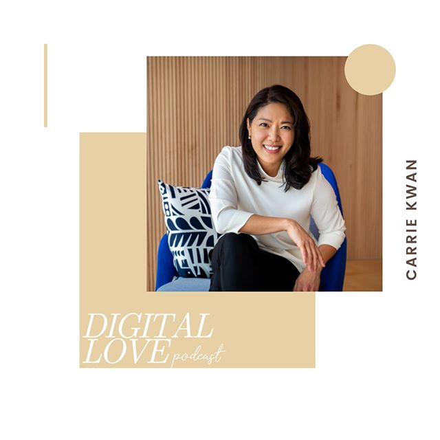 If you want to know about being a mum and an entrepreneur look no further than Carrie Kwan.⠀⠀⠀⠀⠀⠀⠀⠀⠀ ⠀⠀⠀⠀⠀⠀⠀⠀⠀ Not only is she both of those things she also runs a business @mums.and.co that supports mums and soon-to-be mums on their entrepreneurial journey.  I learnt so much from this conversation. ⠀⠀⠀⠀⠀⠀⠀⠀⠀ ⠀⠀⠀⠀⠀⠀⠀⠀⠀ If you're a mum or a mum to be and are thinking of building a business or have your own business I highly recommend checking out the Be MPowered conference in Sydney on August 23rd.⠀⠀⠀⠀⠀⠀⠀⠀⠀ ⠀⠀⠀⠀⠀⠀⠀⠀⠀ I've got a special gift for listeners as well, so check out the show notes for this episode on the Digital Love Co website for more details.