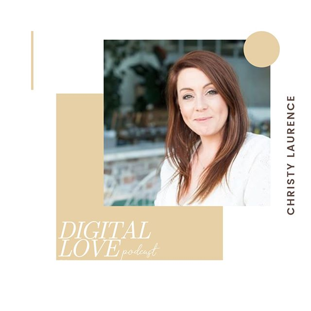 Thrilled to have @Christyladylaurence, CEO and Founder of @plannthat as my guest on the latest episode of The Digital Love Podcast.⠀⠀⠀⠀⠀⠀⠀⠀⠀ ⠀⠀⠀⠀⠀⠀⠀⠀⠀ Christy turned an idea into a business with over 1 million users! WOW!⠀⠀⠀⠀⠀⠀⠀⠀⠀ ⠀⠀⠀⠀⠀⠀⠀⠀⠀ She's also incredibly down to earth and always keen for a laugh.⠀⠀⠀⠀⠀⠀⠀⠀⠀ ⠀⠀⠀⠀⠀⠀⠀⠀⠀ As you can imagine on this episode we chat a lot about Instagram.