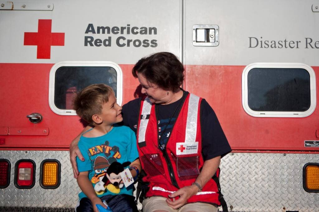 What is RedCross? - Each day, thousands of people – people just like you – provide compassionate care to those in need. Our network of generous donors, volunteers and employees share a mission of preventing and relieving suffering, here at home and around the world.We roll up our sleeves and donate time, money and blood. We learn or teach life-saving skills so our communities can be better prepared when the need arises. We do this every day because the Red Cross is needed - every day.