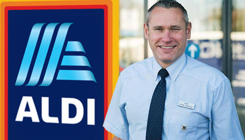 Dave Templar - Dave traded military life for retail management at Aldi. See More >