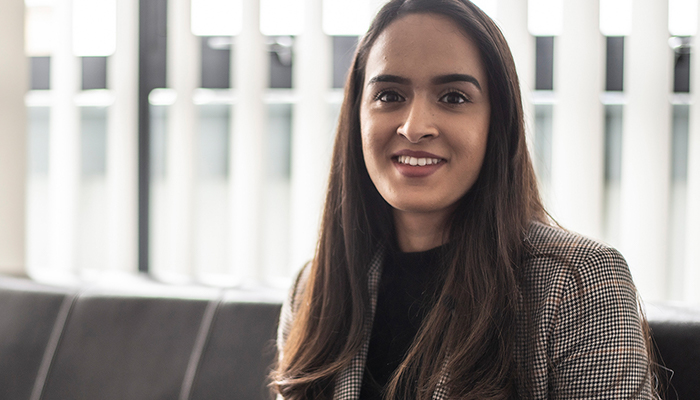 Valpreet Khaira - Valpreet is the newest IT Analyst at Freemans Grattan Holdings, but that doesn't mean she isn't already leading projects. See More >