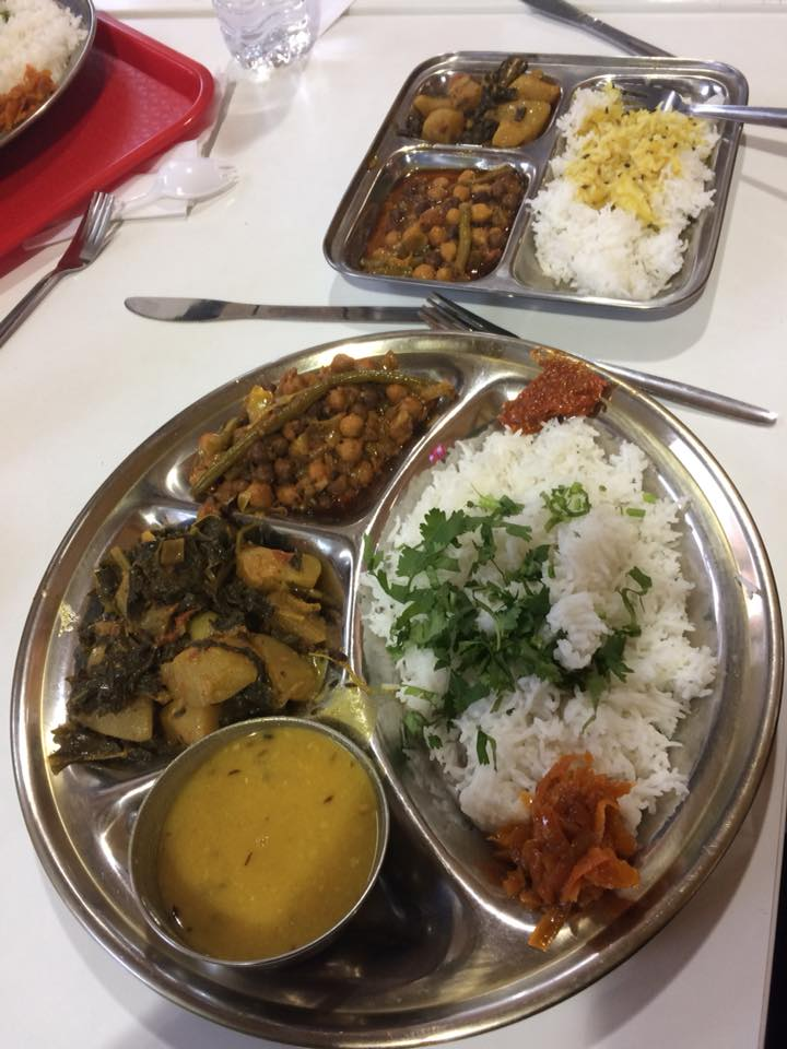 Hungry Buddha Food