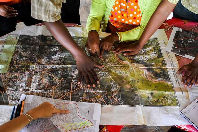 Urban Planning - Public Consultation for inclusive mapping
