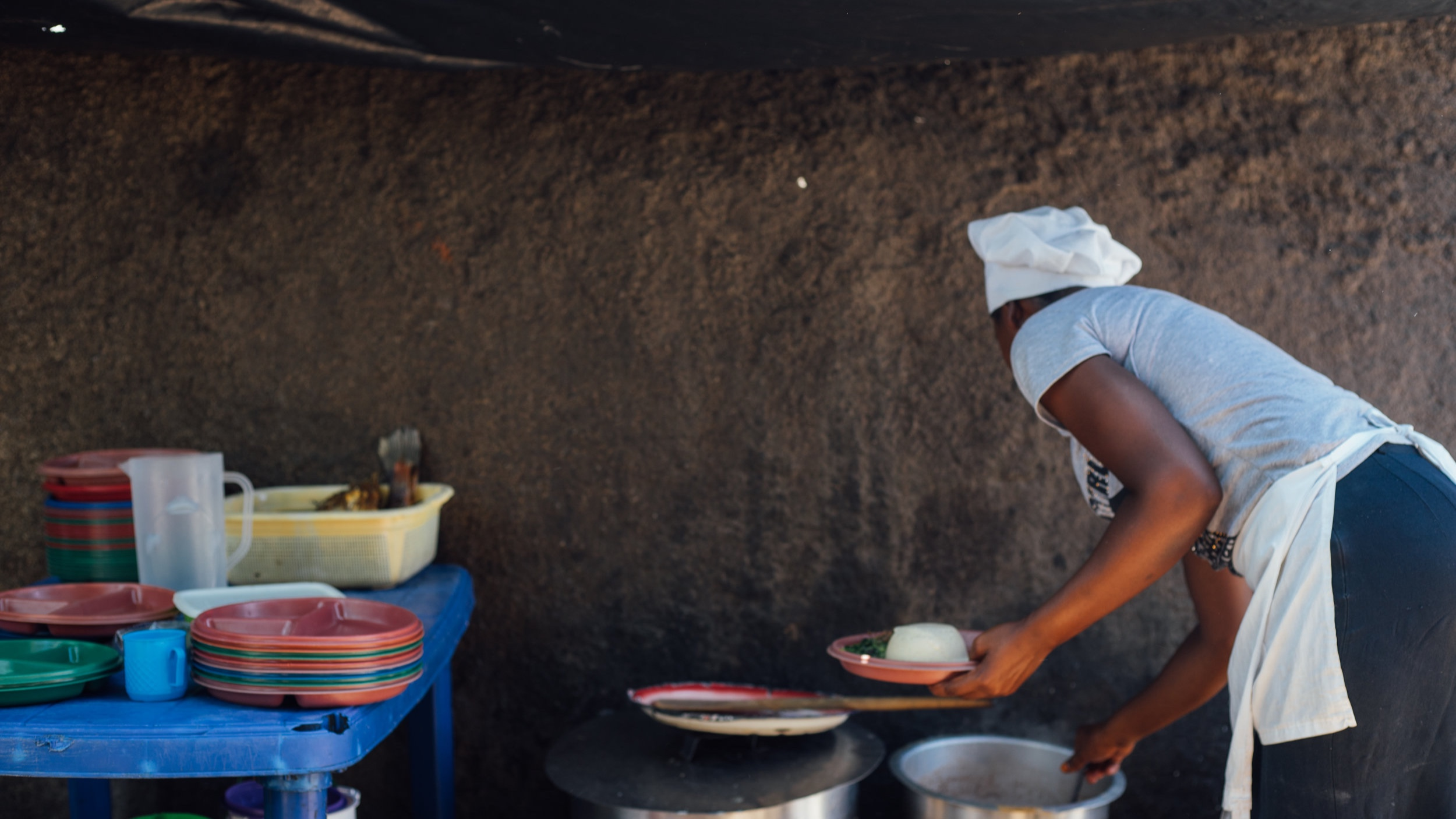 Urban Women Vendors - safer working conditions for 30,000 street sellers
