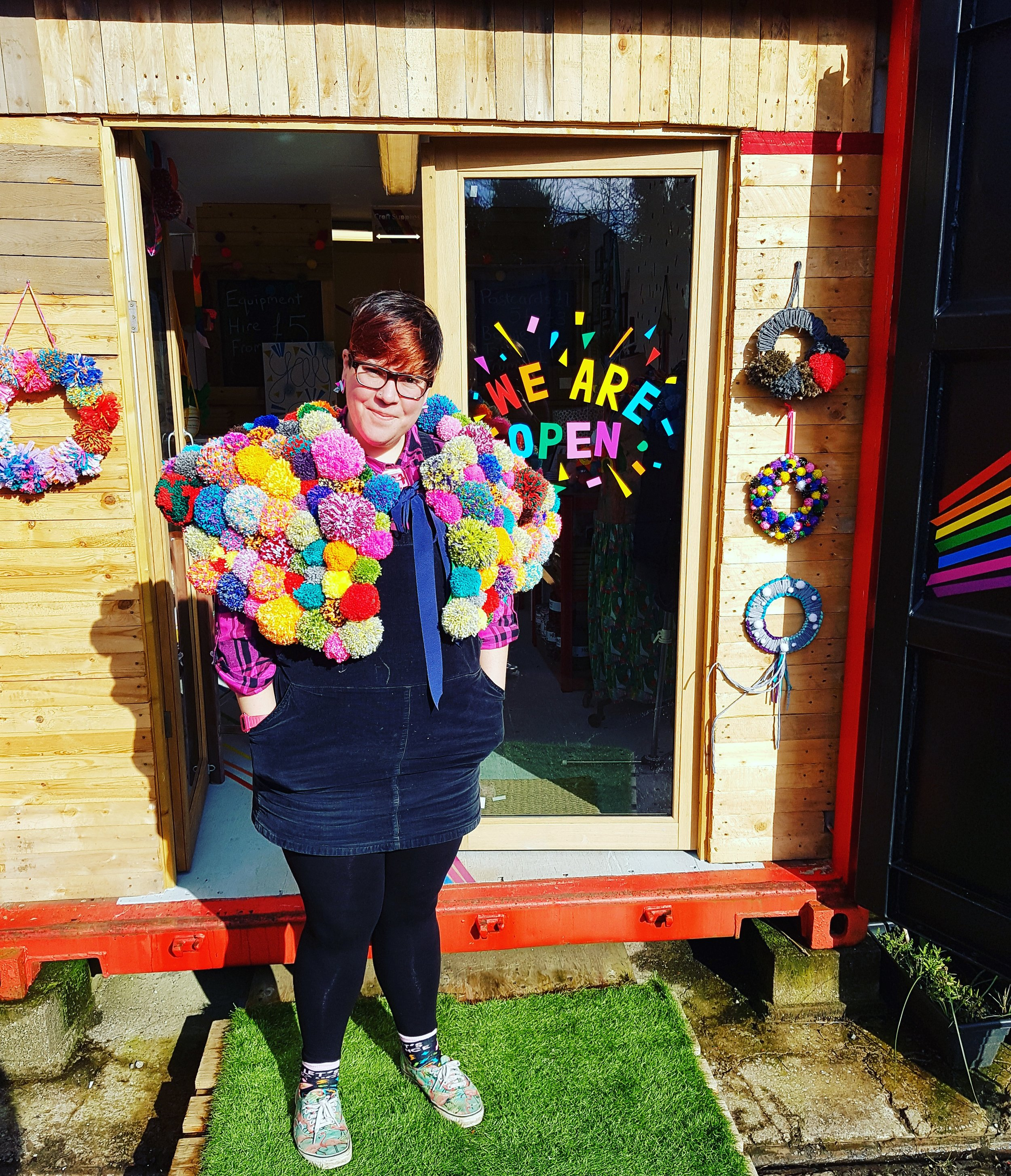 We specialise in a range of parties such as birthday crafter parties!  We can cater for all ages and crafty abilities and have a lovely shipping container studio to host the party or we can come to you!Any of of our existing workshops can be offered, but here are just a few more ideas.. pompom making, bunting making, wall hangings.  www.twinmade.com