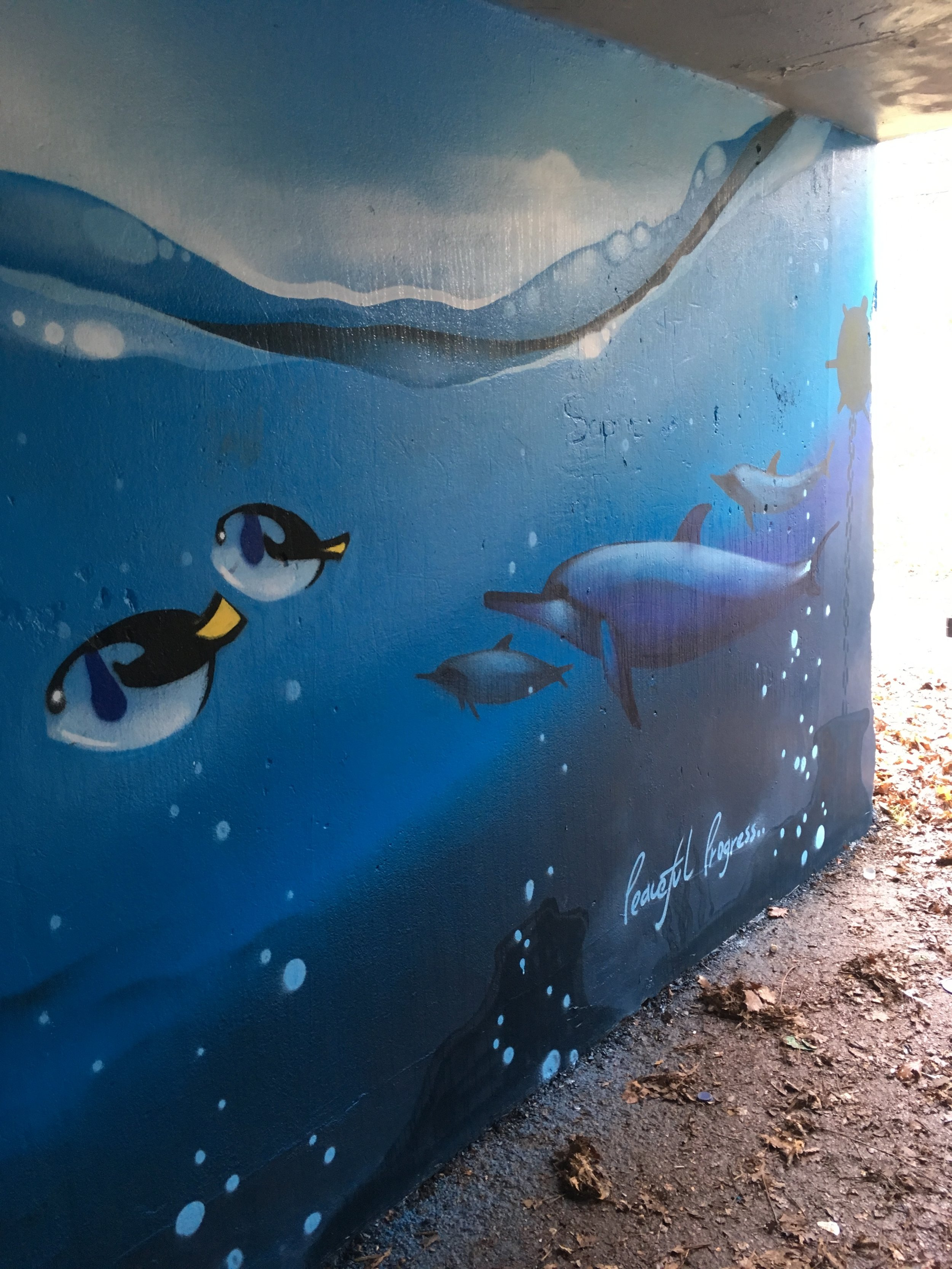 Graffiti Art Cardiff