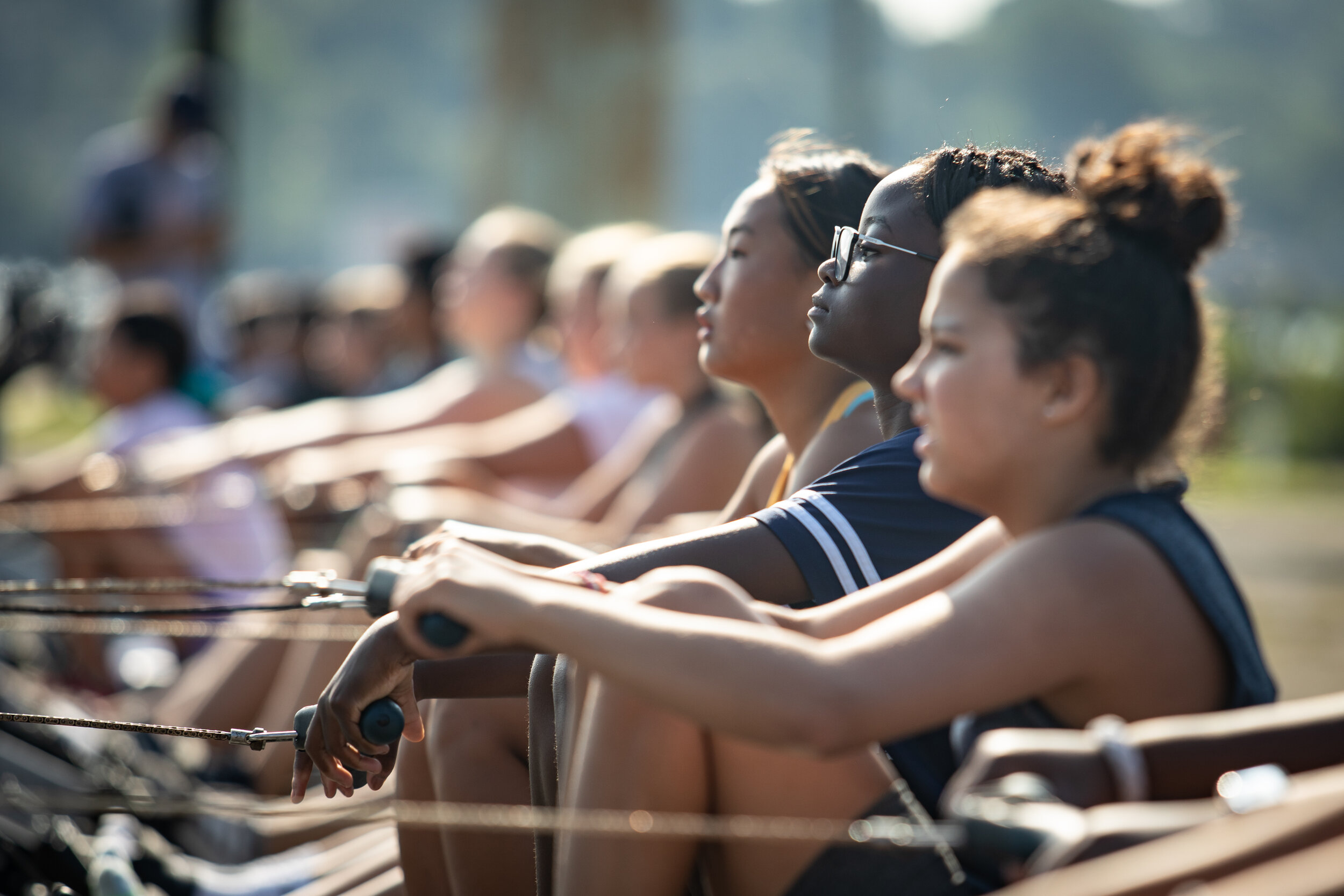 Learn-to-Row & Row'N'Race -