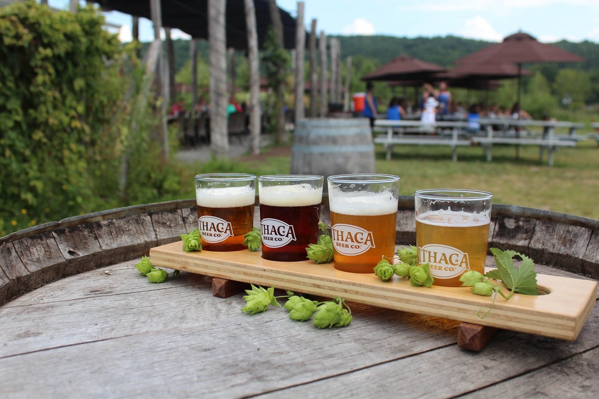 Ithaca Beer Company (Image may be subject to copyright)