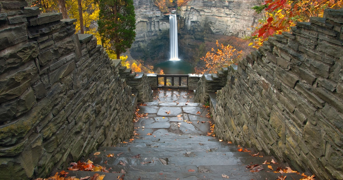Taughannock Falls (Image may be subject to copyright)