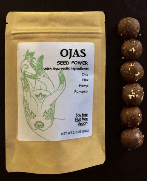 Seed Power Bites    Essence of Life!!!