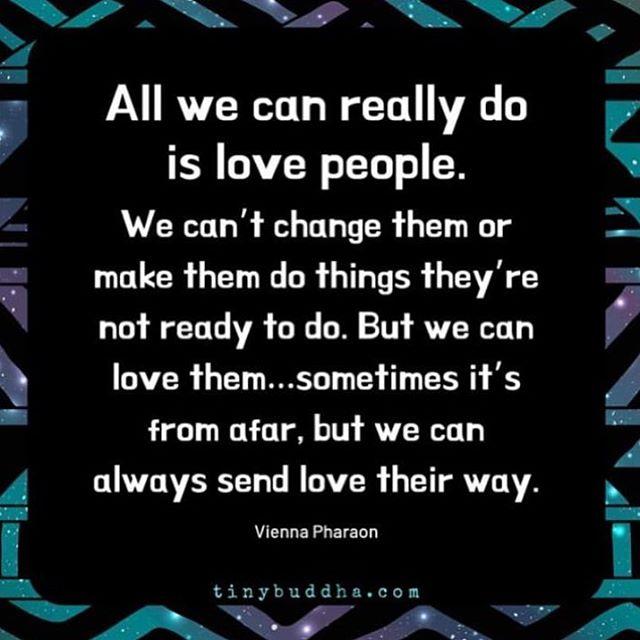 Love can't make people do what you think they should. And sometimes we have to love from afar. . . . . . . #codependentnomore #codependencyrecovery #codependent #codependency #divorce #breakup #selflove #selfhealing #healing #npd #narcissist #wehealtogether #mentalhealth #lifecoachforwomen #lifecoach #recovery #hope #growth #coach #therapy #therapist #buylocalbg #bgky #bowlinggreen #lifelongyou
