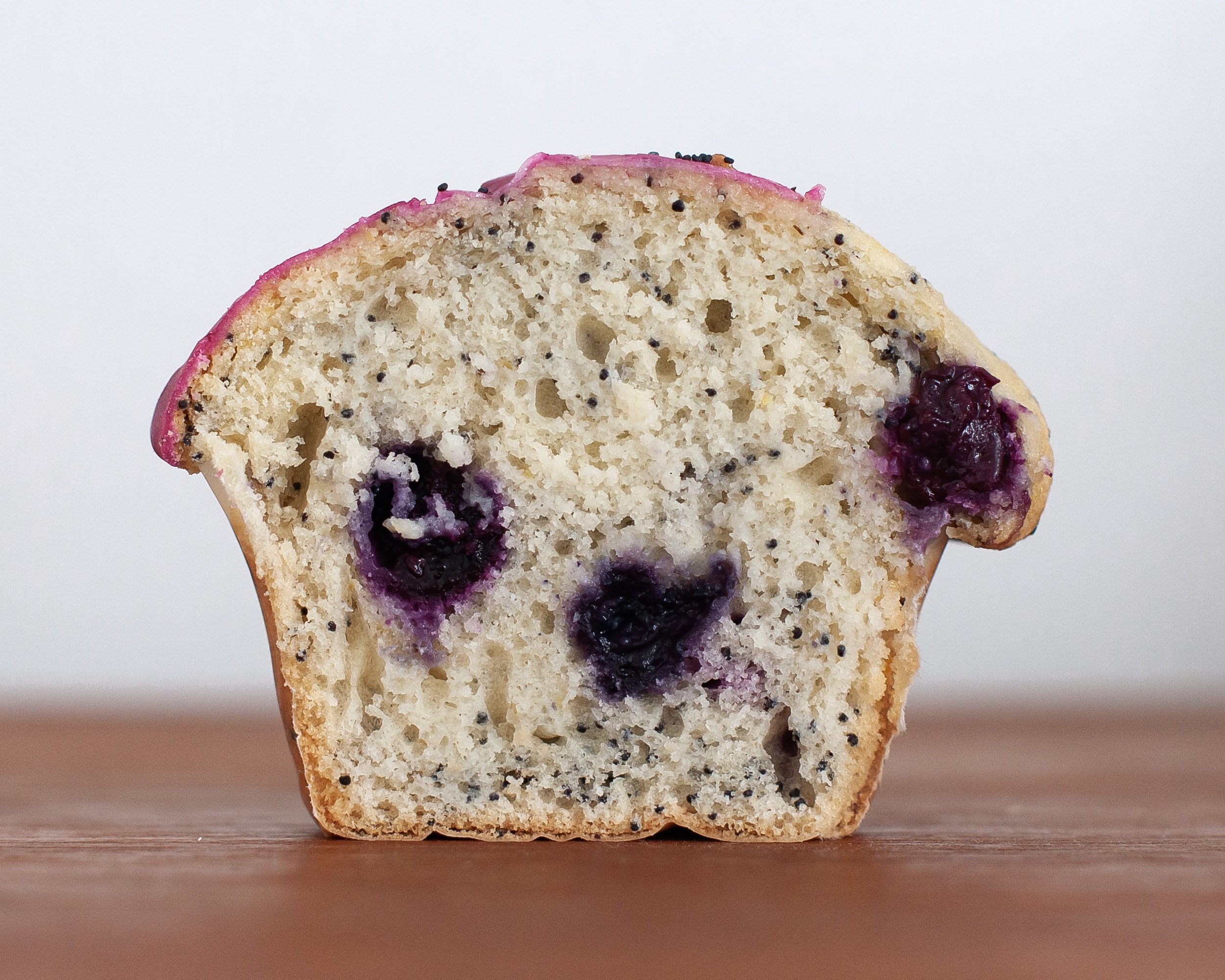 muffin cross section