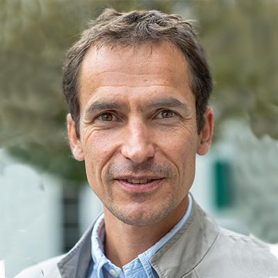 Guillaume de Buren   Director of department for sustainable development (UDD) of canton Vaud