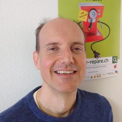 Julien Reinhard   Project responsible économie-emploi at the city of Geneva