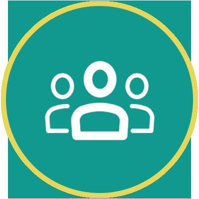 Community & Space   Die teilnehmenden Projekte erhalten Zugang zu zentral gelegenen, inspirierenden Arbeitsplätzen in den Coworking-Spaces der Schweizer Impact Hubs und deren Community aus Grossunternehmen, öffentlichen Institutionen, UnternehmerInnen, Techies und Kreativen.