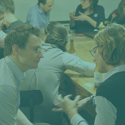 Mentors & Experts -