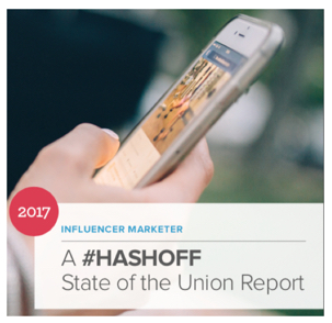 #HASHOFF - Spring 2017 State of the Union Report