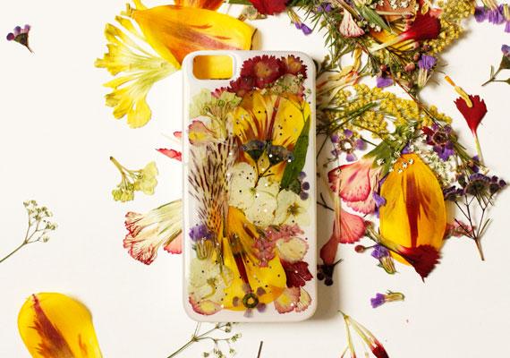 Pressed Flower Phone Case