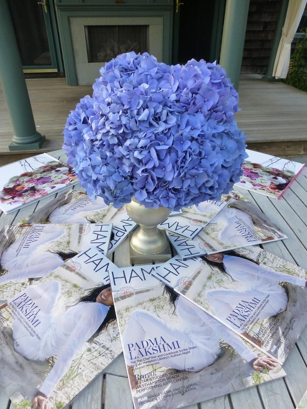 Hamptons Magazine Event from 2013: