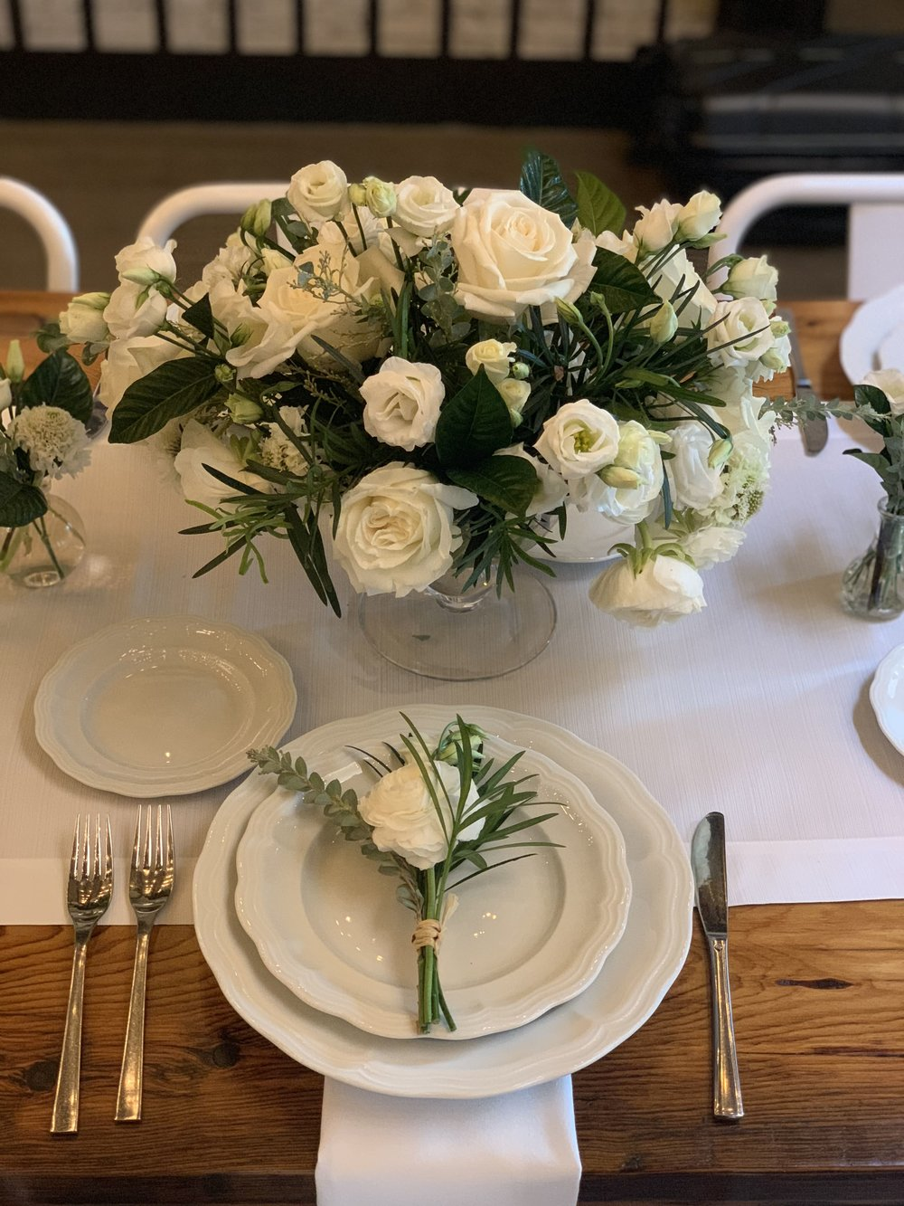 bareMinerals Table Setting- B Floral