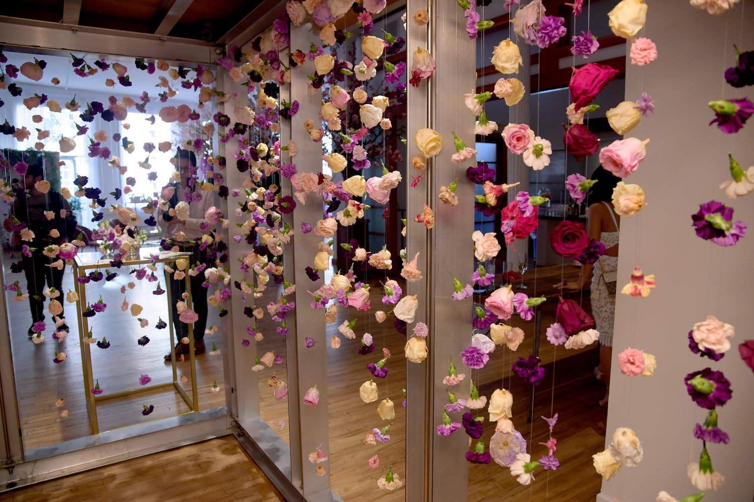 Use Hanging Installations To Your Advantage