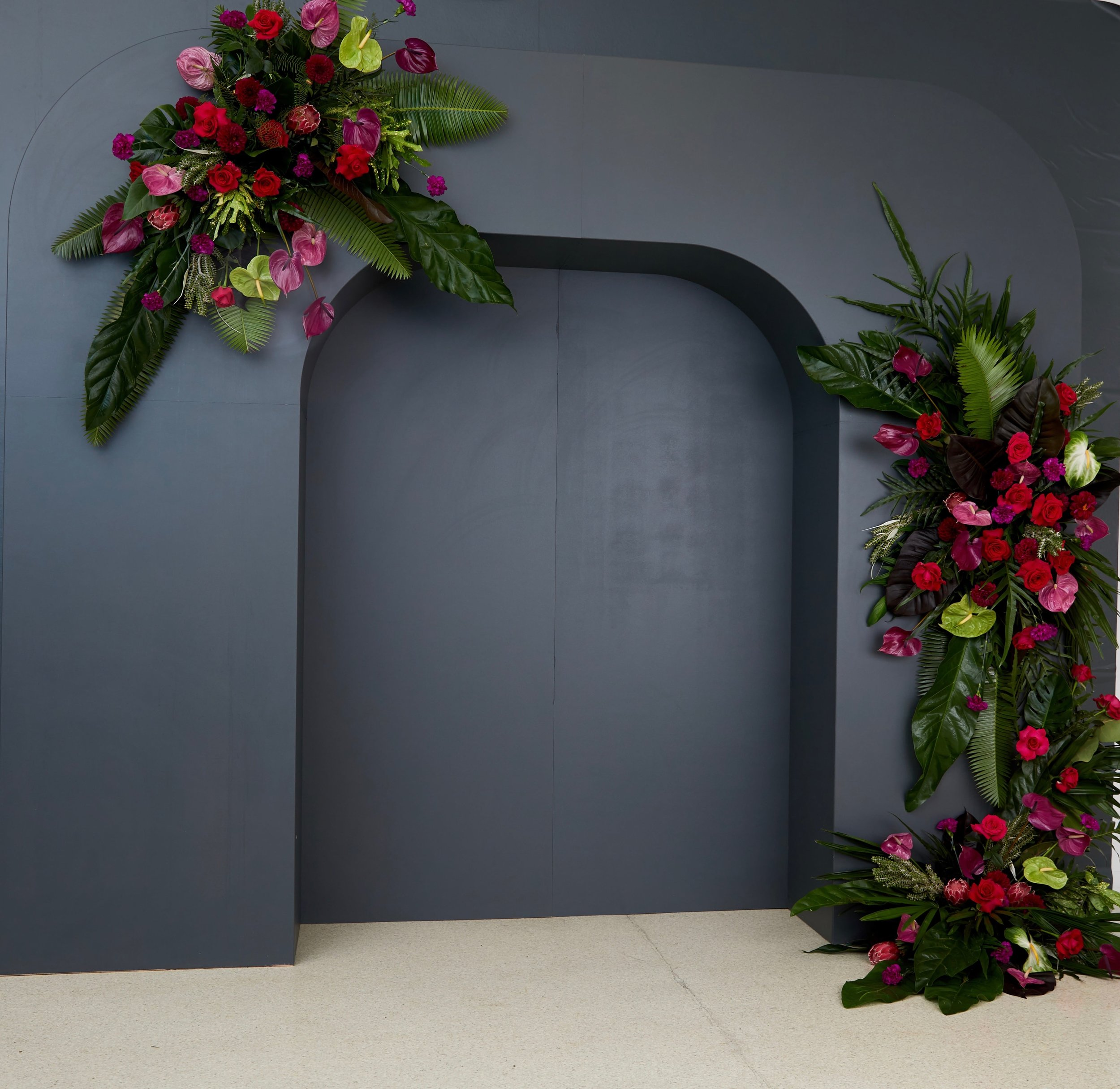 Floral Arch Install- B Floral
