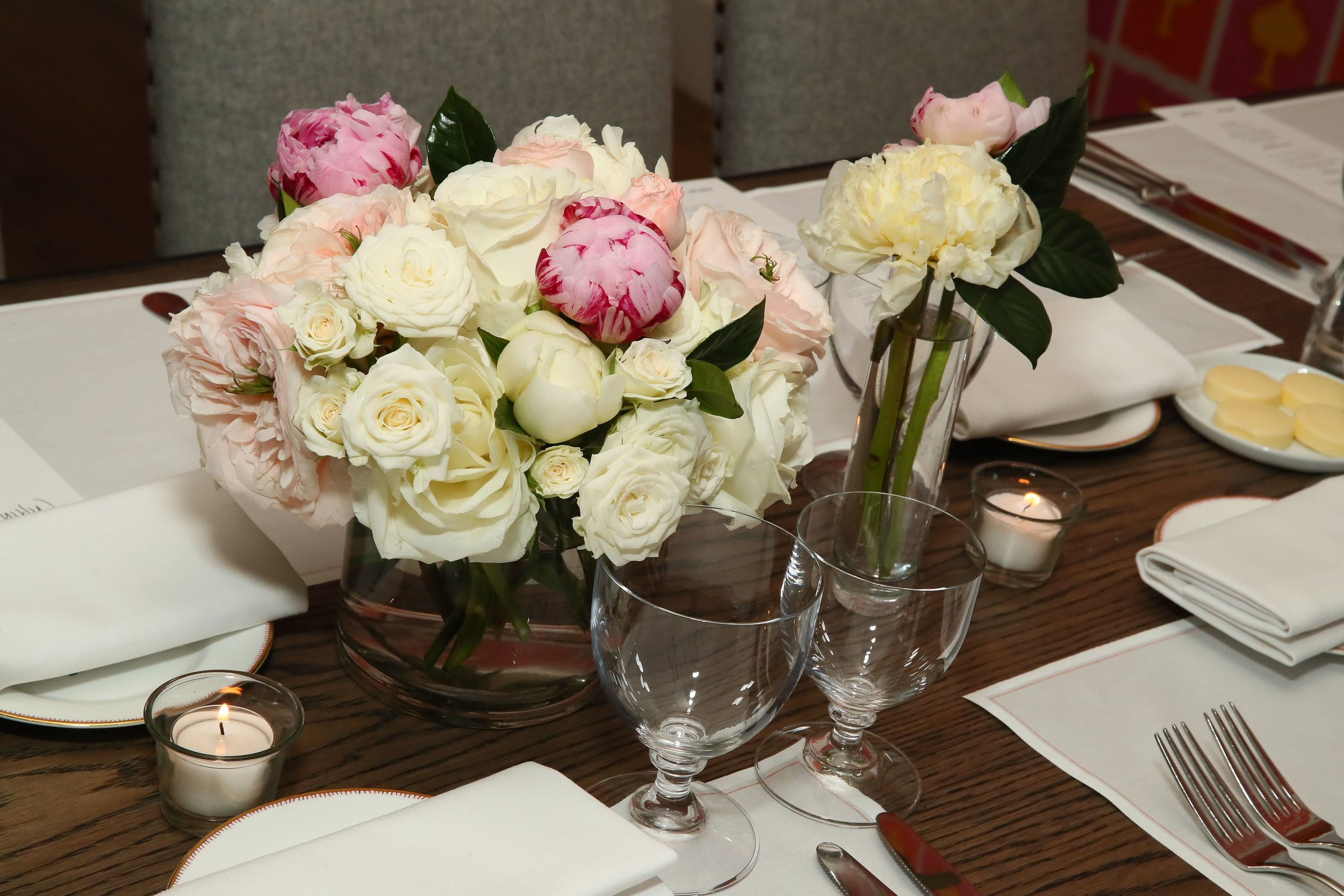 InStyle Magazine Centerpieces- B Floral