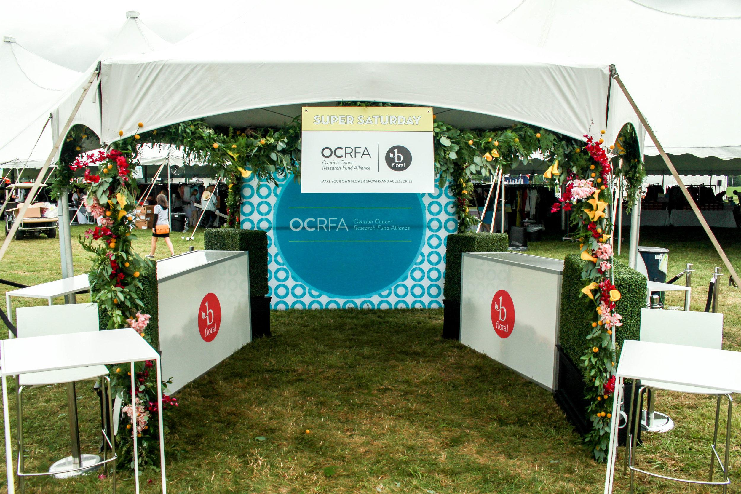 OCRFA - OCRA - SUPER SATURDAY - THE HAMPTONS - B FLORAL