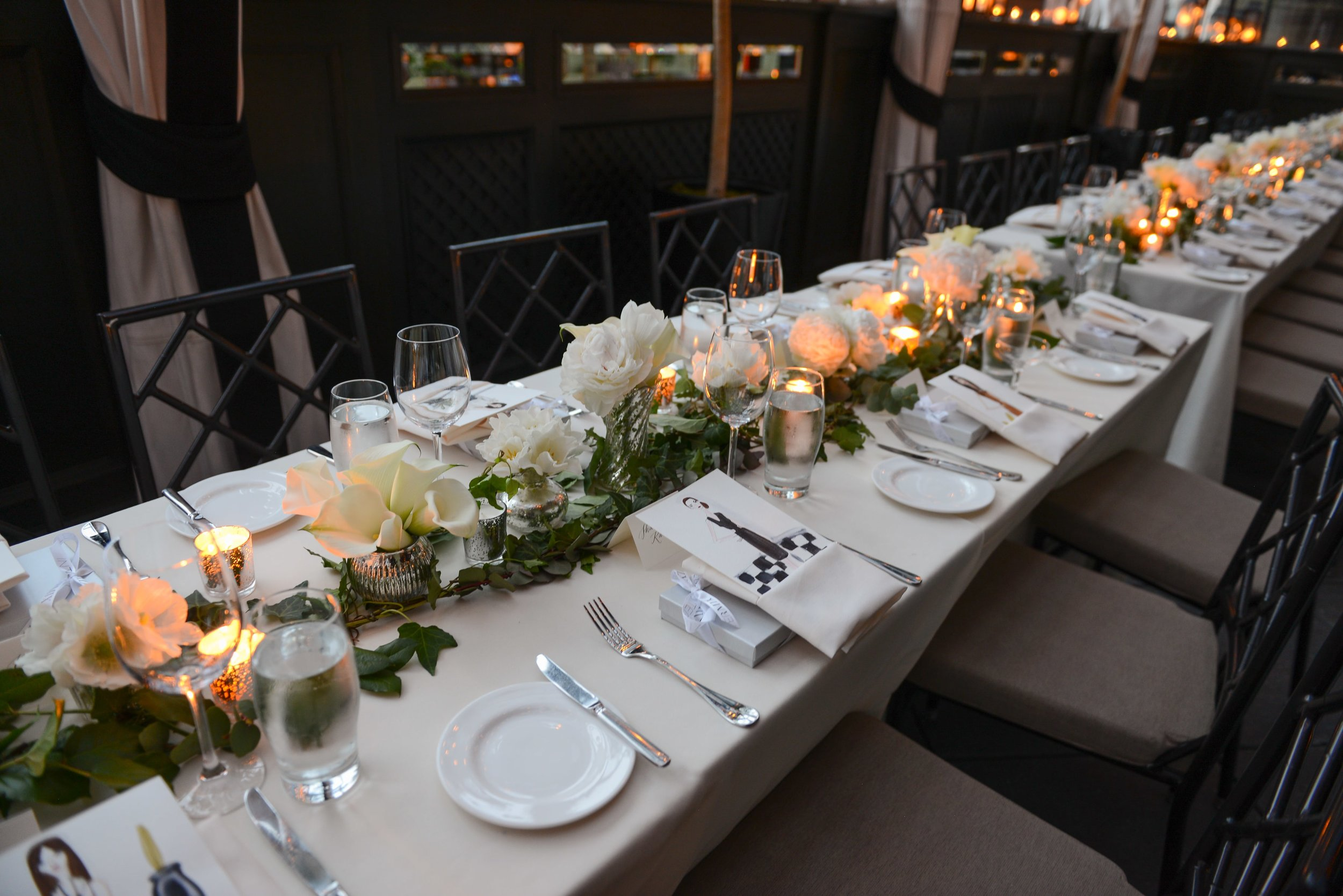 CND EVENTS - INTERMIX DINNER - SPRING TABLESCAPE 2019 - SPRING WHITES - B FLORAL