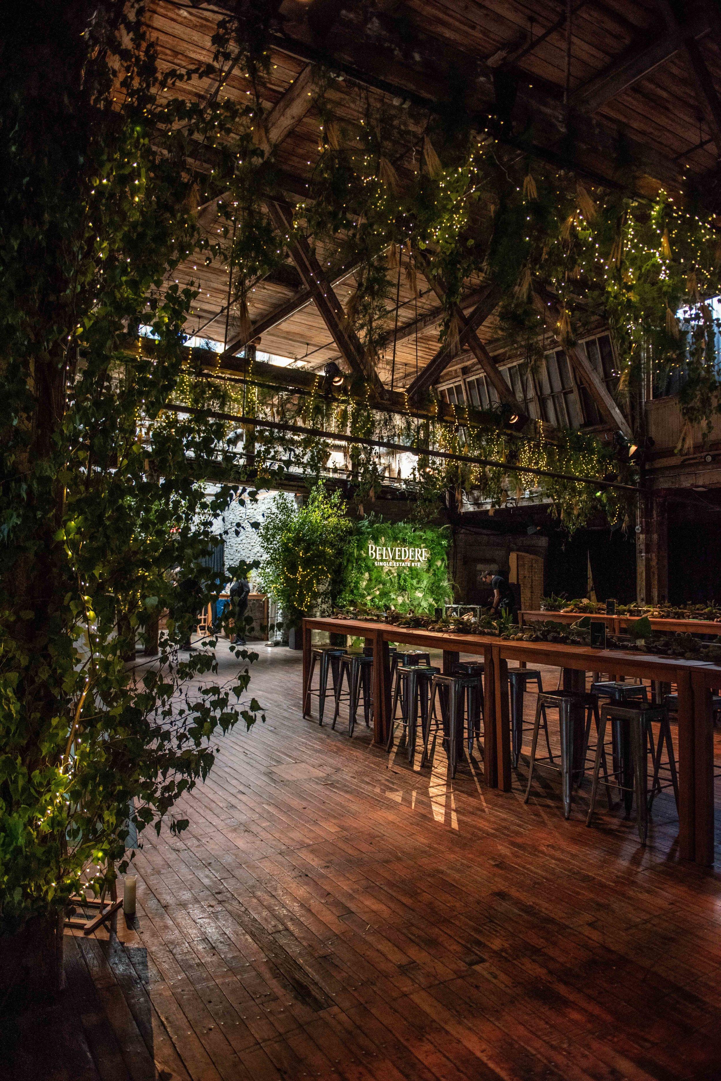 Jack Morton Belvedere Vodka Lounge- B Floral