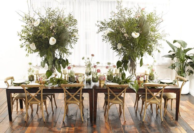 Spring 2016 Tablescape - B Floral