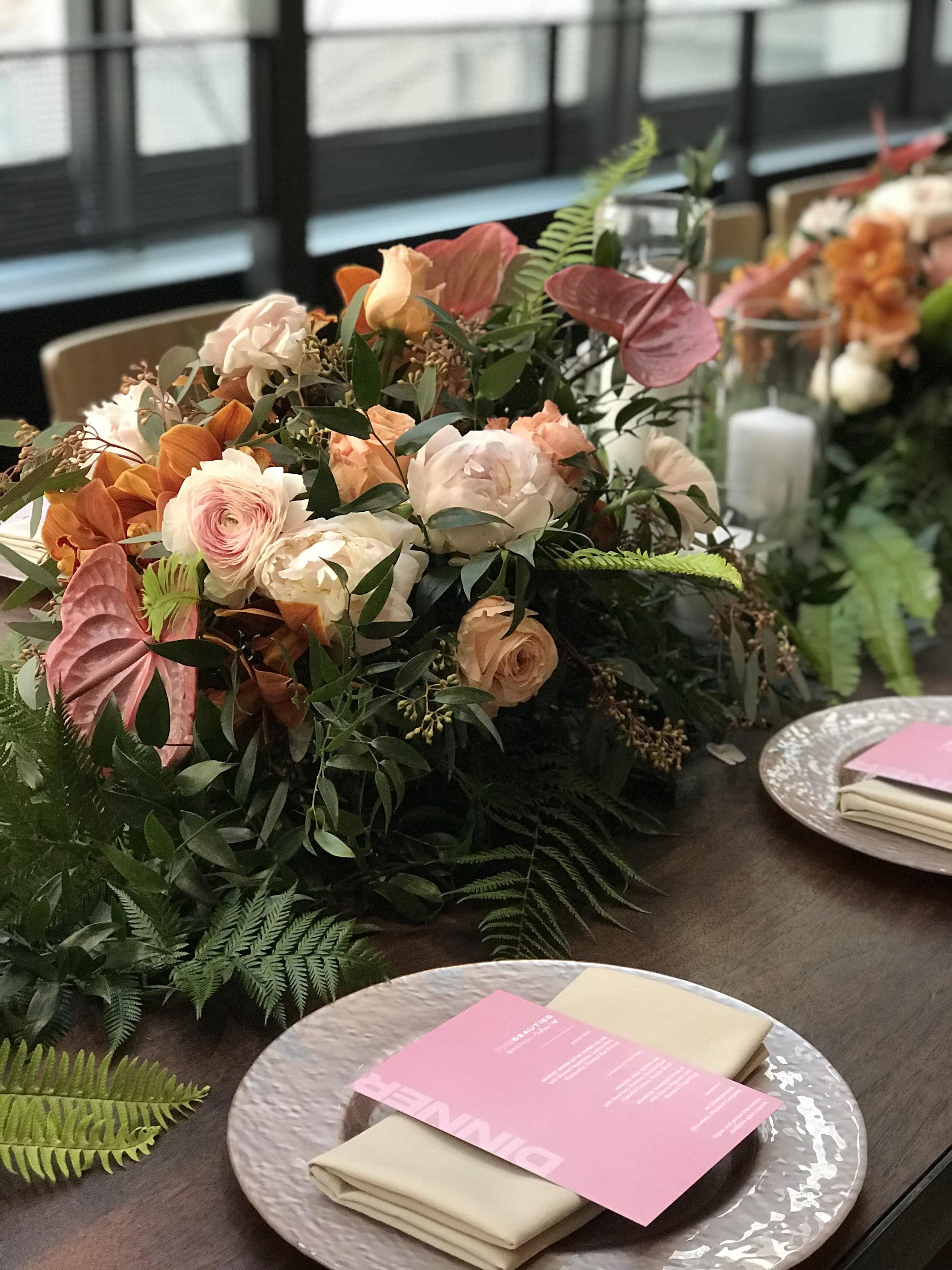 Shea Moisture Arrangement - B Floral