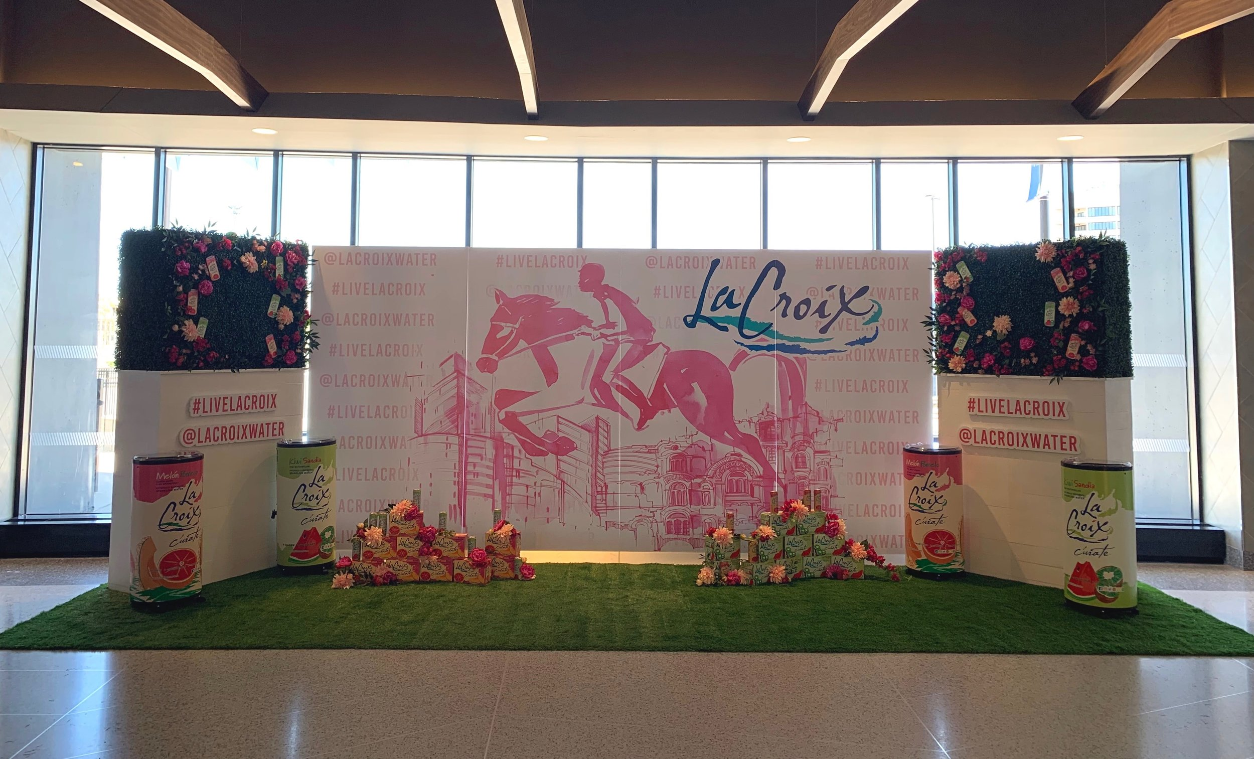 LaCroix Activation - B Floral