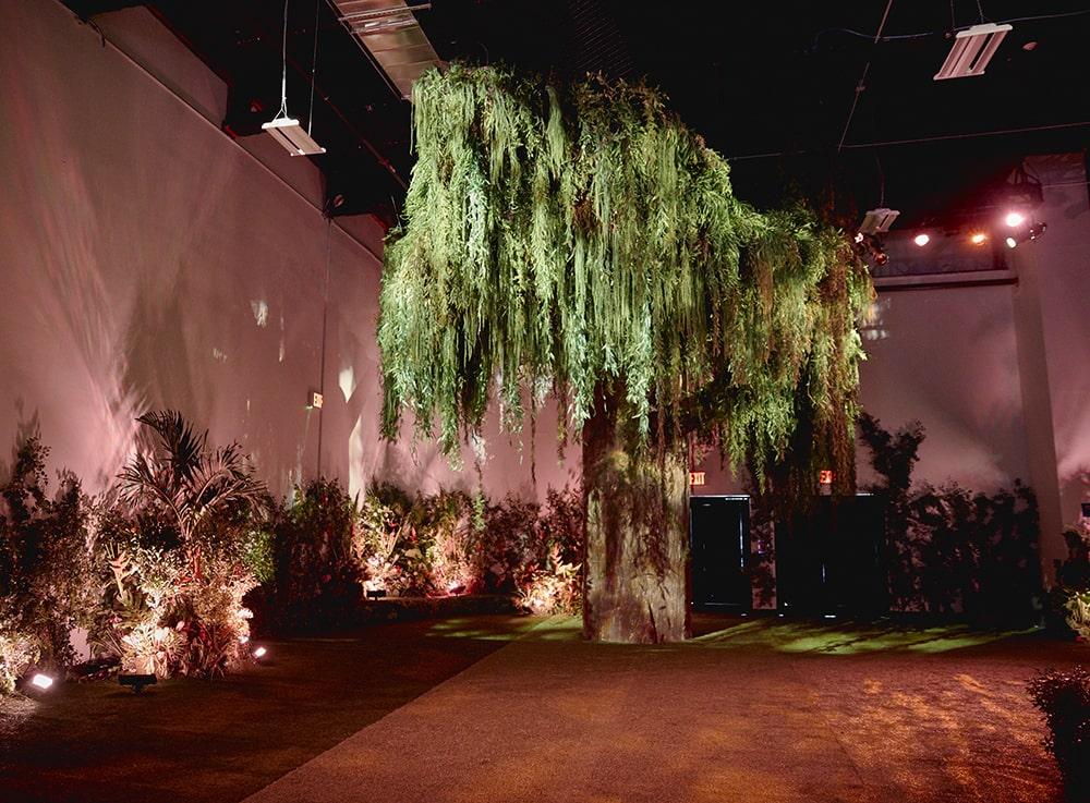 Selah Marley Large Tree Installation