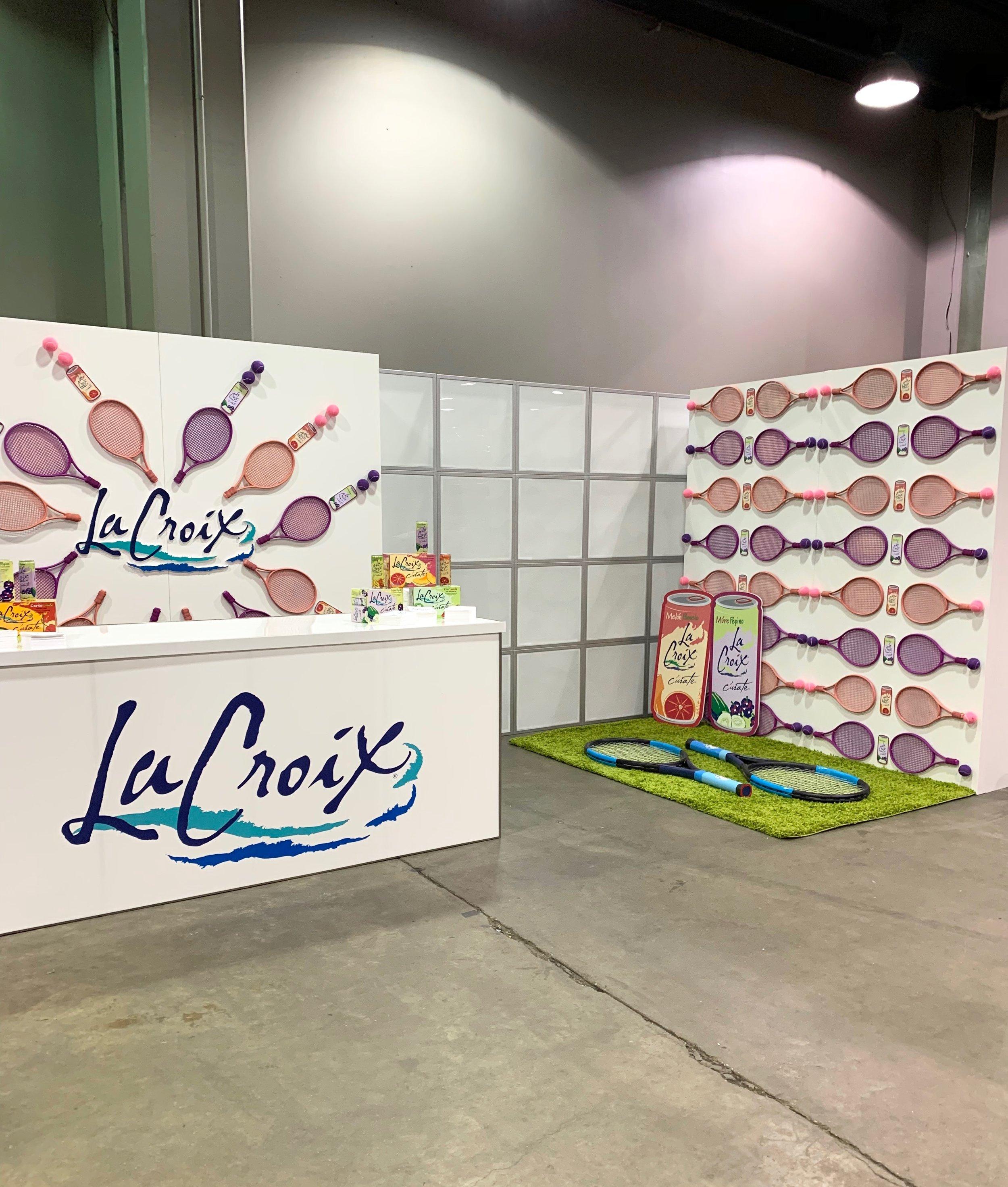 LaCroix Tennis Activation