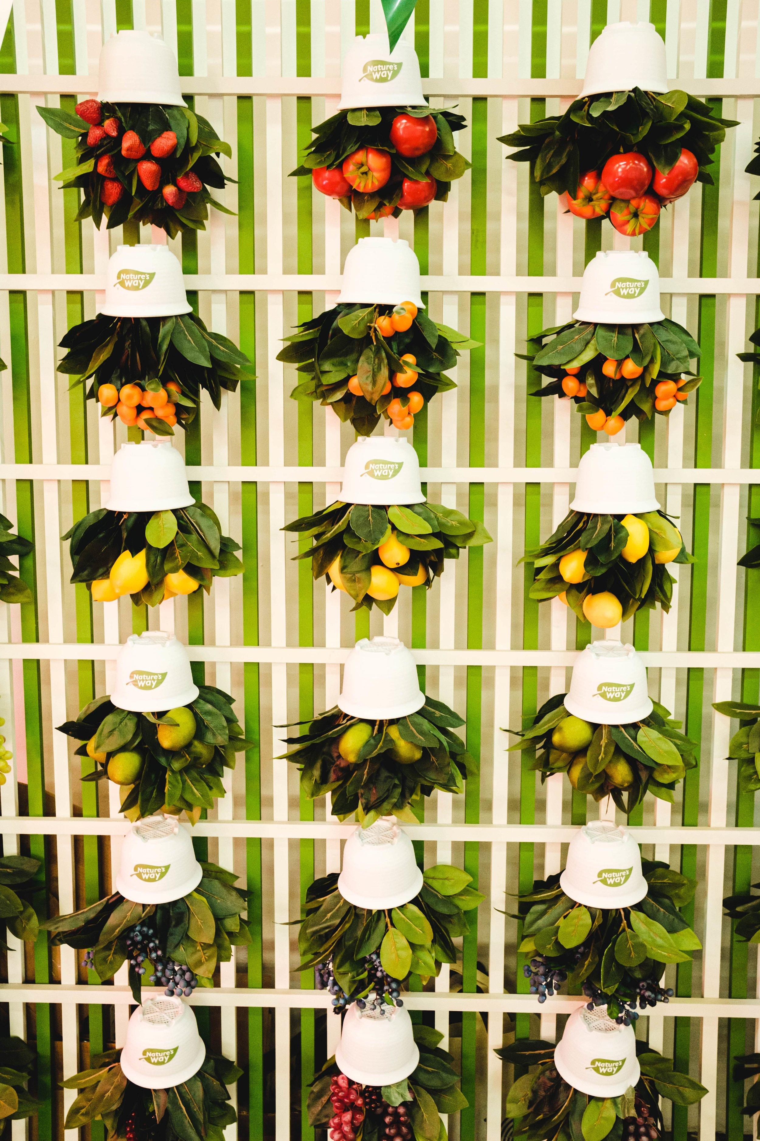 Nature's Way Planter Install