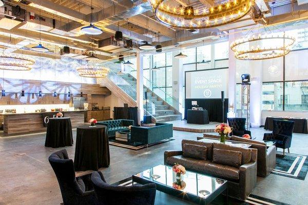 The Mezzanine by Bond Collective Venue