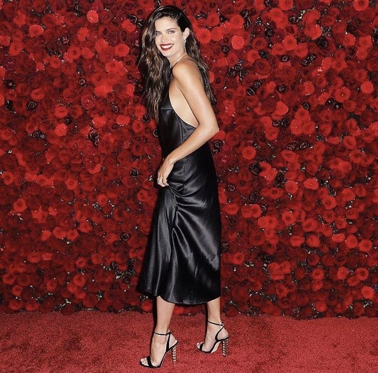 Victoria's Secret Fragrance Launch Sara Sampio