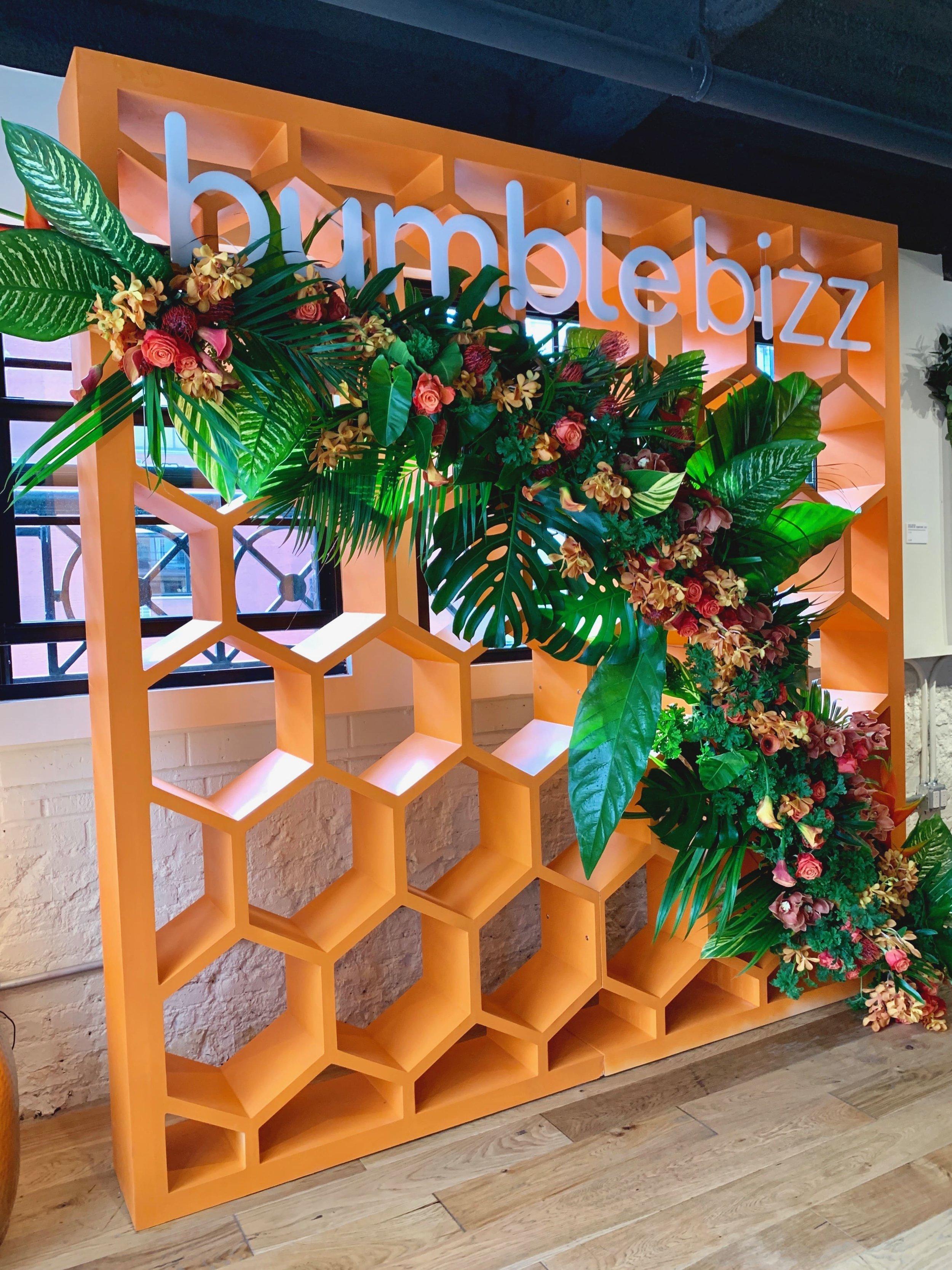 BumbleBizz Honeycomb Wall