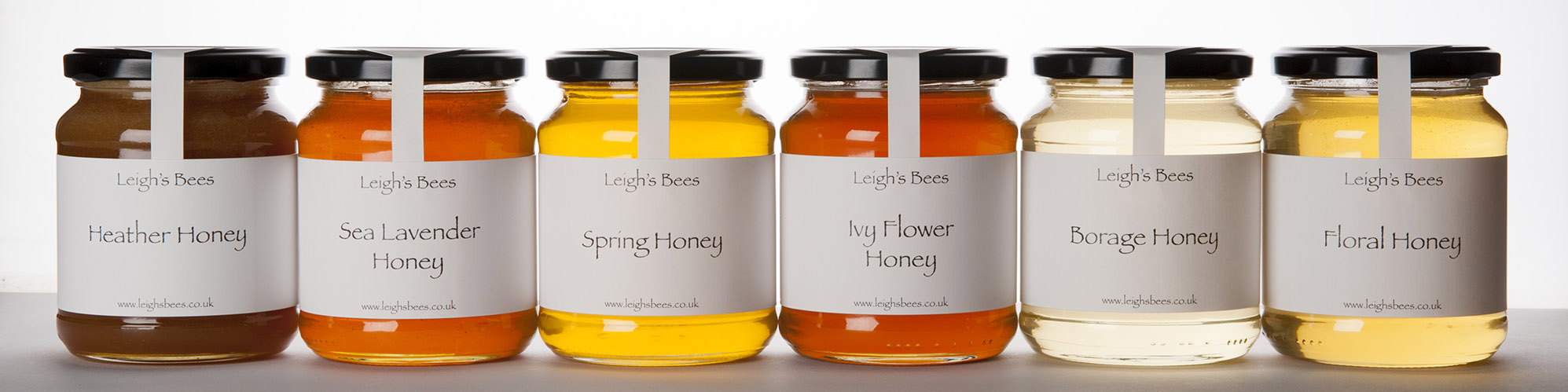 Leigh's Bees Natural Honey