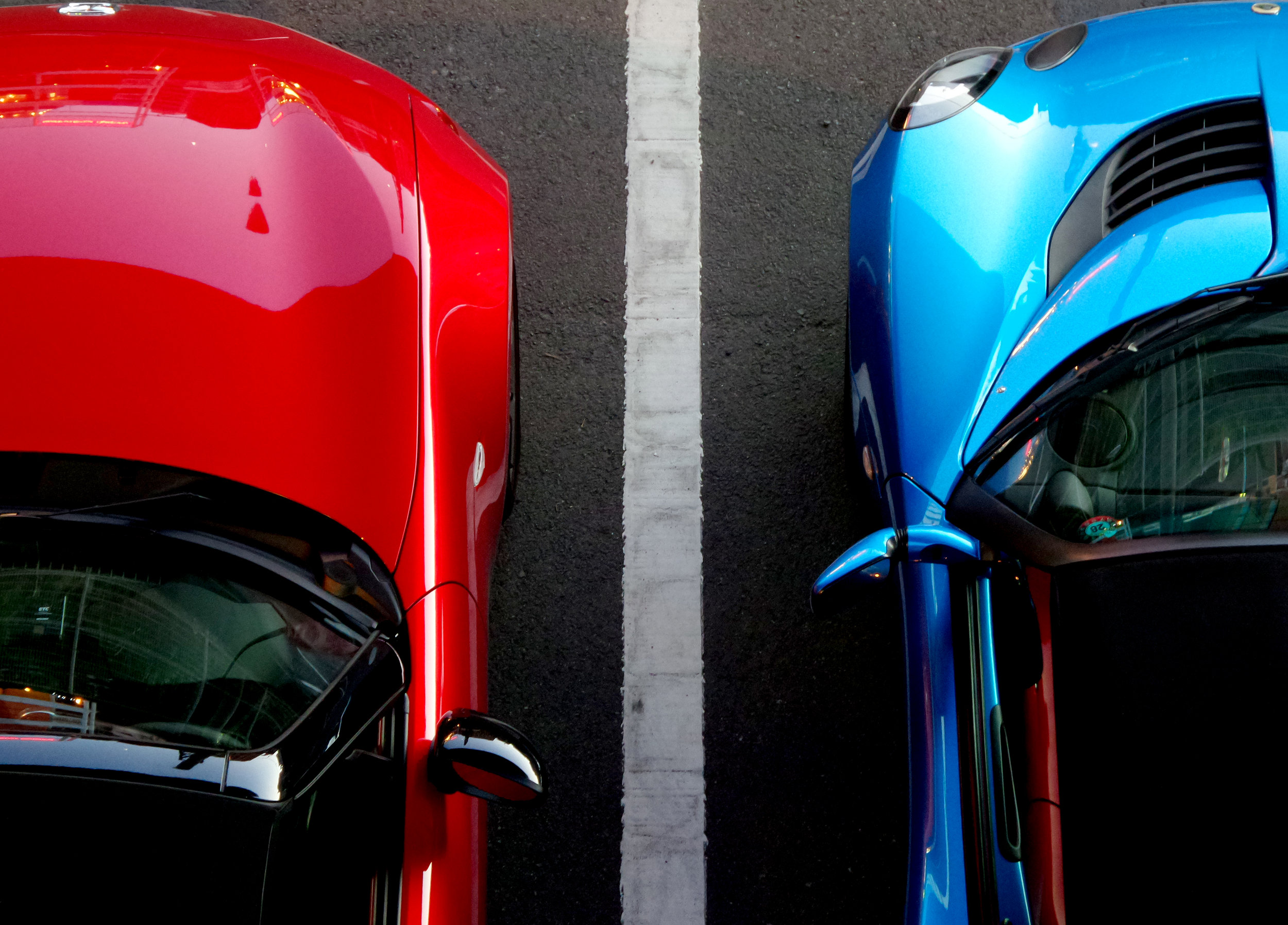 Private Parking -