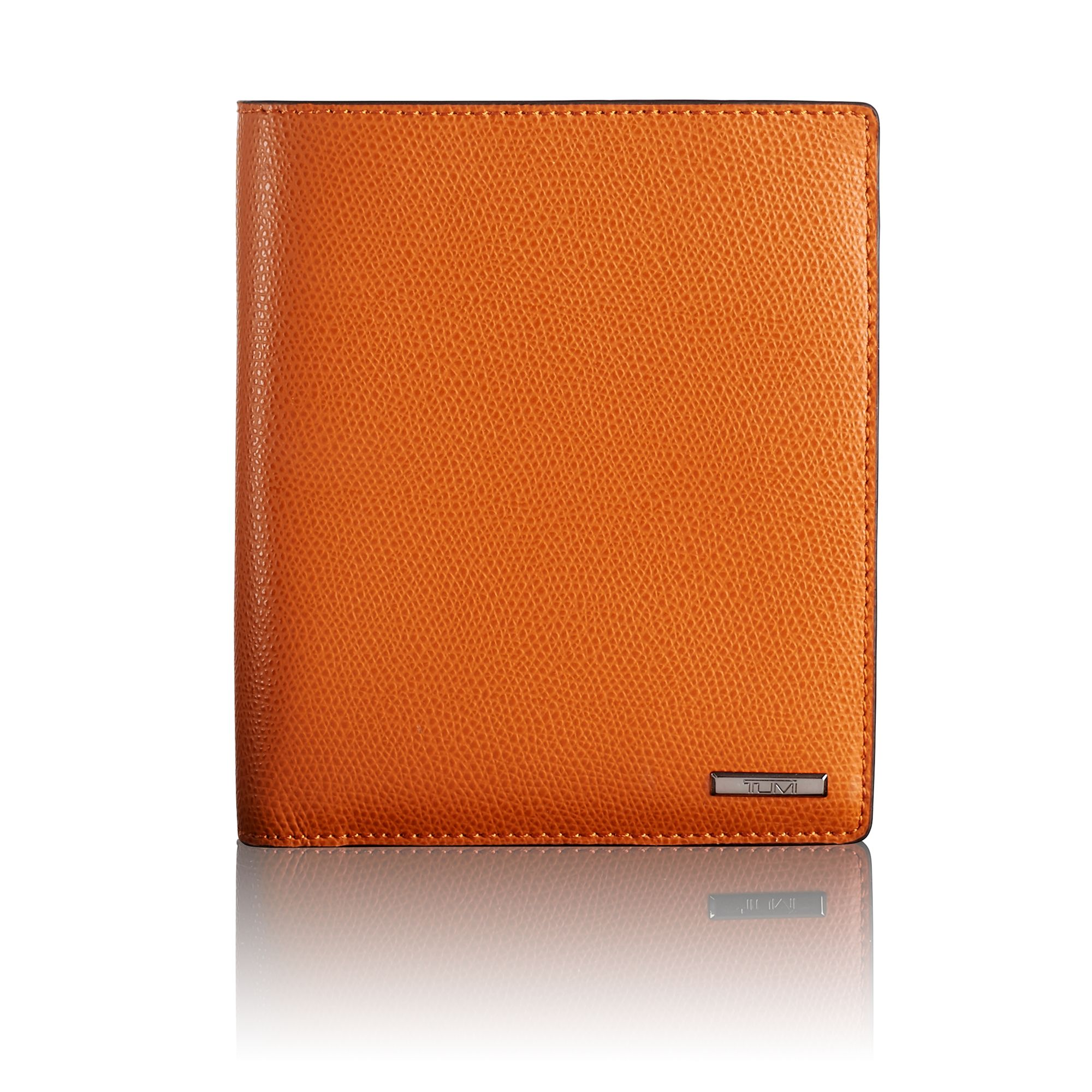 ON SALE NOW and available in your choice of subtle or stylish leathers, this passport wallet by TUMI exudes class and quality. Designed in a billfold style, you'll be able to keep your travel documents, credit cards, IDs and cash at your immediate fingertips. And because it's made by TUMI, this thing will last you a serious lifetime.  (Orig. $145, On Sale Now $85)