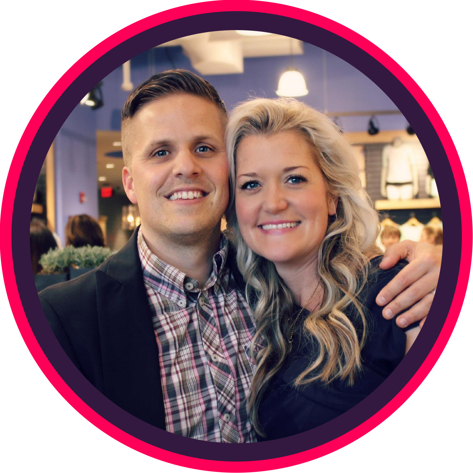 """""""A soulful invitation to start imagining again, and along the way, rediscovering who we were actually created to be. What a gift!"""" - Shauna & Aaron Niequist: Bestselling Authors"""