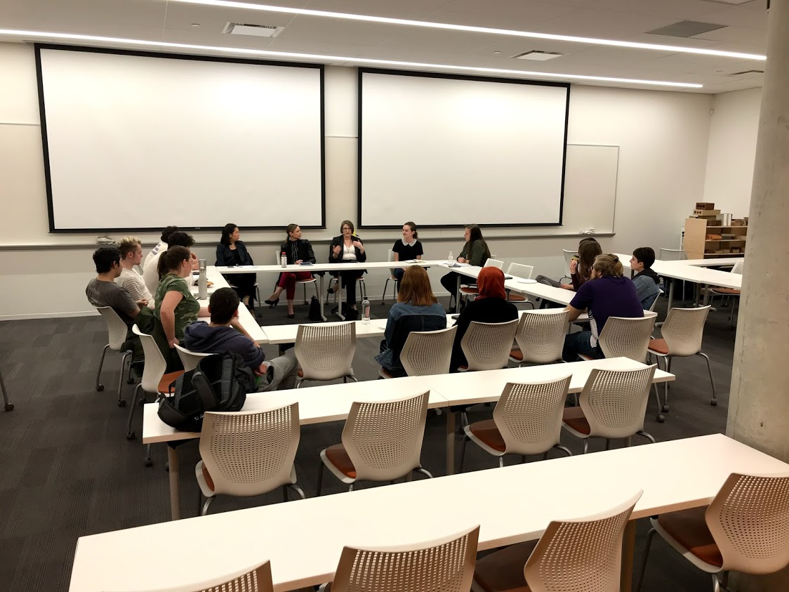 Women in Architecture Round Table