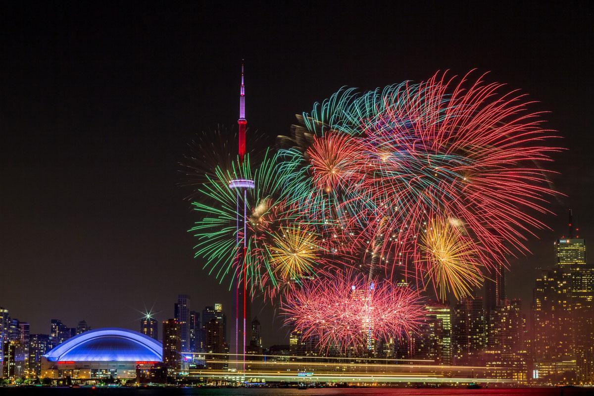 THE BEST CANADA DAY 2017 EVENTS IN TORONTO - Michelle Da Silva - Now Toronto - June 26, 2017