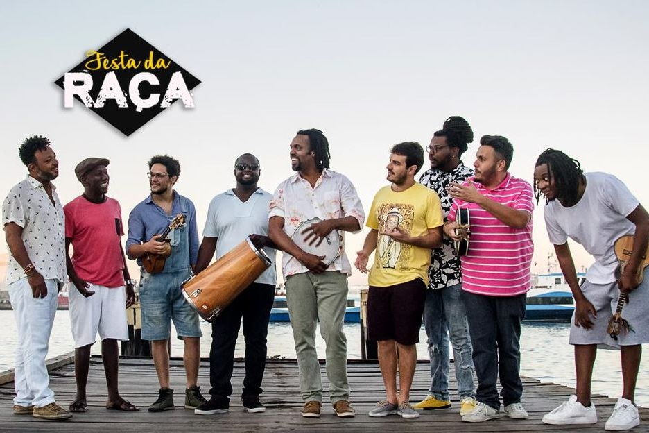 RODA DE SAMBA FESTA DA RAÇA -