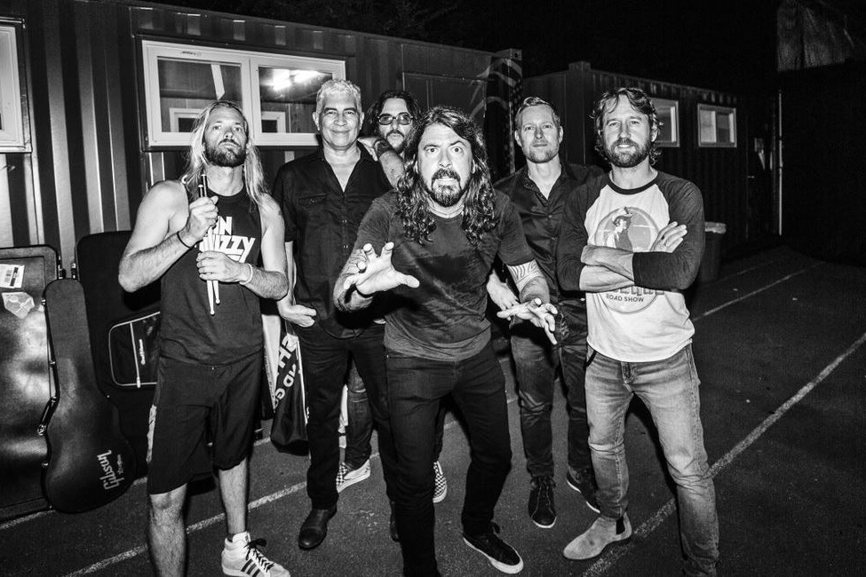 FOO FIGHTERS -