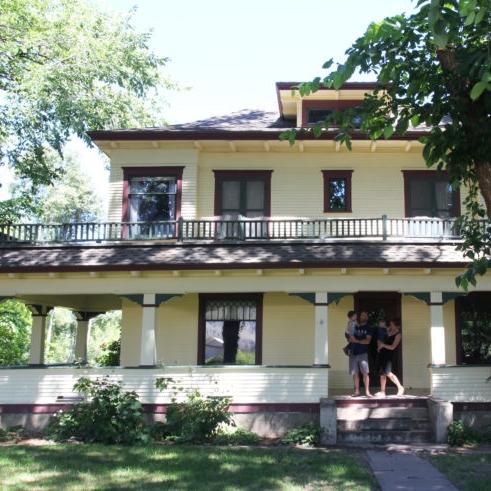 The Farmhouse(our house) -